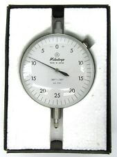 NEW! OLD INVENTORY! MITUTOYO DIAL INDICATOR 3781