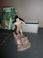 "VINTAGE 1973 ADDAR PLANET OF THE APES ""DR. ZAIUS"" MODEL KIT COMPLETE W/BOX"