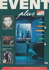 EVENT 18 (DECEMBRE 2002) WILLY CLAES QUARTET ANNIE GIRARDOT (7)