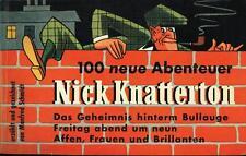 Nick Knatterton 7 (1.Aufl, Z1-), Südverlag