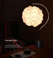 Contemporary Modern Table Lamp JKC109 white lighting for living room bedroom