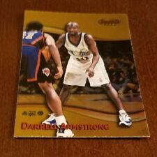 1998 Bowman's Best Basketball #7 Darrell Armstrong Orlando Magic