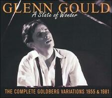 A State of Wonder: The Complete Goldberg Variations, 1955 & 1981 (CD, Sep-2002,
