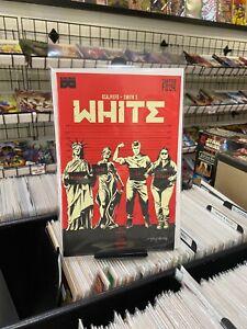 White 4 V1 Khary Randolph 1st Print A Cover - Black Mask Studios 2021