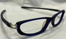 Authentic Oakley Sine 133 Blue Velvet 11-709 51[]18 Eyeglasses Frames Only