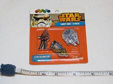 jibbitz Star Wars Light Side 3 pack shoe charm crocs shoe accessory STW-004C