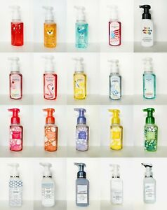Bath and Body Works Gentle Foaming Hand Soaps