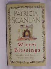 Winter Blessings: Thoughts and Poems to Warm Your Heart, Scanlan, Patricia, Very