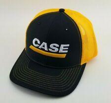Case Construction Adjustable Hat Cap NEW Mesh Rchardson 112