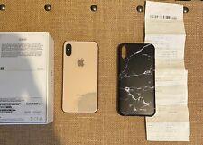 2019 $1,100 Apple iPhone XS 64GB Verizon Sprint AT&T T-Mobile UNLOCKED GOLD