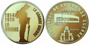 80 THIEPVAL Historial, 1914-1918, La Somme, Arthus-Bertrand