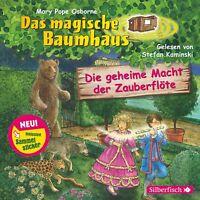 DAS MAGISCHE BAUMHAUS - DIE GEHEIME KRAFT DER ZAUBERFLÖTE  CD NEU
