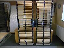 2x 7 Zonen Lattenrost 70x200 Bluestar 42 F = 140x200