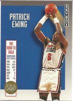 Patrick Ewing USA Olympic Team Skybox 1992/93 NBA Basketball Card