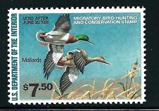 US SCOTT #RW47 - FEDERAL DUCK - MINT NEVER HINGED -  SCV $12.50