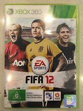 FIFA 12 (Microsoft Xbox 360, 2012)