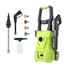 3000psi 18gpm Electric Pressure Washer High Power Surface Cleaner Machine Kit