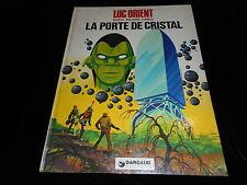 Eddy Paape / Greg : Luc Orient 12 : La porte de cristal EO Dargaud 1977