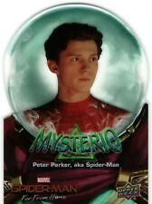 Spider-Man Far From Home MYSTERIO Insert Card M-11 / PETER PARKER, AKA YOU KNOW