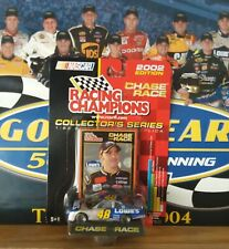 "Jimmy Johnson Rookie ""Chase The Race"" 2002 Diecast Racing Champions"