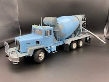 1/25 ERTL International PayStar 5000 Mixer truck Adult built NICE Paint