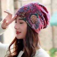 New Women Beanies Caps Spring Women Beanie Hat for Women Accessories Summer Hats