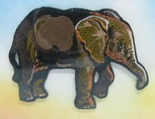 Little Critterz Embroidered Animal Patch African Elephant Calf LCPA251005