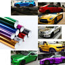 Car Auto Glossy Gloss Vinyl Wrap Film Car Sticker Decal with Air Bubble Free ~