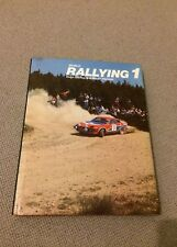 Martin Holmes; Hugh Bishop WORLD RALLYING 1 hardback 1st ed 1979 Osprey good+