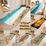 40x60/120cm Fußmatte Fußmatten Küchenteppich Küchenmatte Rutschfest Türvorleger