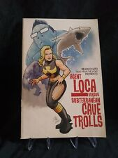 Pro Wrestling Crate Exclusive Taya Valkyrie Comic Book