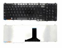 Toshiba Satellite C660-1TN Black UK Layout Replacement Laptop Keyboard
