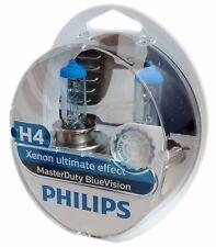 H4 PHILIPS MasterDuty BlueVision 24 Volt Xenon-Effekt 2st. 13342MDBVS2