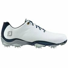 Footjoy DNA Golf Shoes #53437 10M White/Black--- New in Box