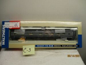 C3 Walthers HO 932-6752 Pullman Std 10-5 Sleeper New York Central