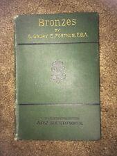 Bronzes by Fortnum 1877, South Kensington Museum Art Handbook