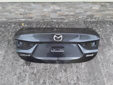 BOOT LID / TAIL GATE MAZDA 6 SALOON 2012-2018