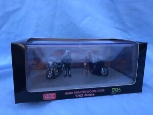 1:43 Mad Max Goose & Toecutter Kawasaki Twin Set