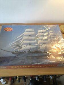 Vintage Jigsaw Puzzle Tall Ship 2000 Pieces Philmar NEW BNIB