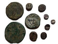 Antike Münze Mixed Lot  - 10 Stk. -  Private Sammlung