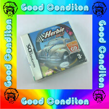 Disney's Herbie: Rescue Rally for Nintendo DS Complete - Good Condition