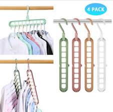 ATLASWAVES™️ MAGIC CLOTHES HANGER (4 Pack) - US STOCK 2 DAY FREE SHIPPING