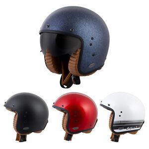 *FAST SHIPPING* Scorpion Belfast Motorcycle 3/4 Helmet (Black, Blue, Red, Blanco