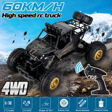 1:12 4WD Monster Truck RC Auto Car USB Aufladung 2.4GHz Allrad Ferngesteuert