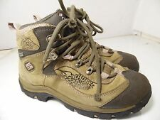 Columbia Gore Tex Mystic Peak GTX Women's (Mud / Vintage) Hiking Boots Sz 6
