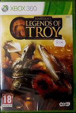 WARRIORS: LEGENDS OF TROY Microsoft Xbox 360 2011 -PAL-
