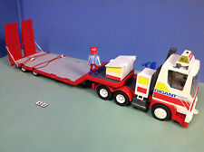 (K4) playmobil camion transport Gigant ref 3935