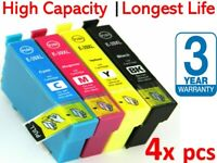 4x Compatible Ink Cartridge 39XL For Epson Expression XP2105 XP4105 XP 2105 4105