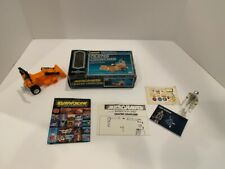 Micronauts- Crater Cruncher - box, instructions, Time traveler, pamphlet