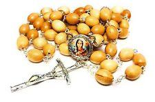 Saint Kateri Tekakwitha wooden relic rosary ecologists ecology environment